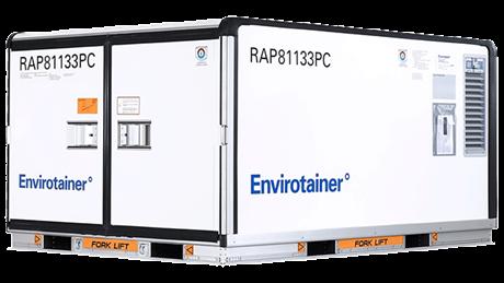 Rap E2 Container