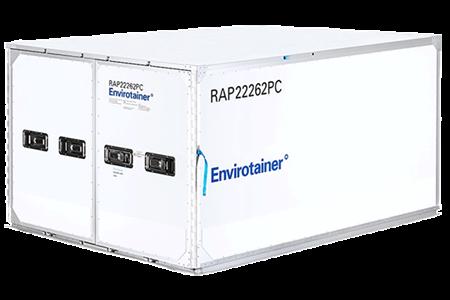RAP t2 container